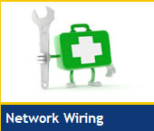 Emergency Repairs and Network Wiring