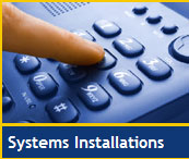 Phone, Paging and Security Systems Installations